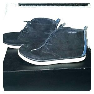 Nautica Suede Boots